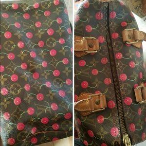 Louis Vuitton Bags - 🍒SUN SALE🍒AUTH LV LIMITED ADDITION CHERISE 25🍒